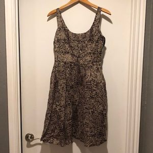 Brown Calvin Klein Dress
